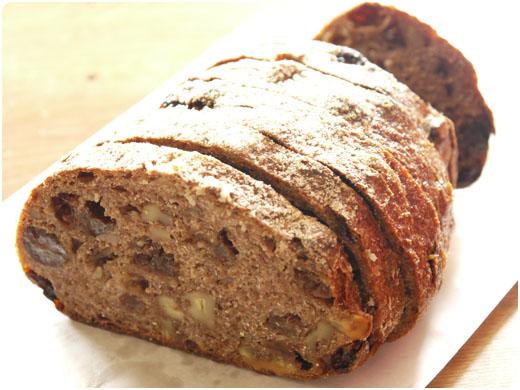 ベッカライビオブロートのパン